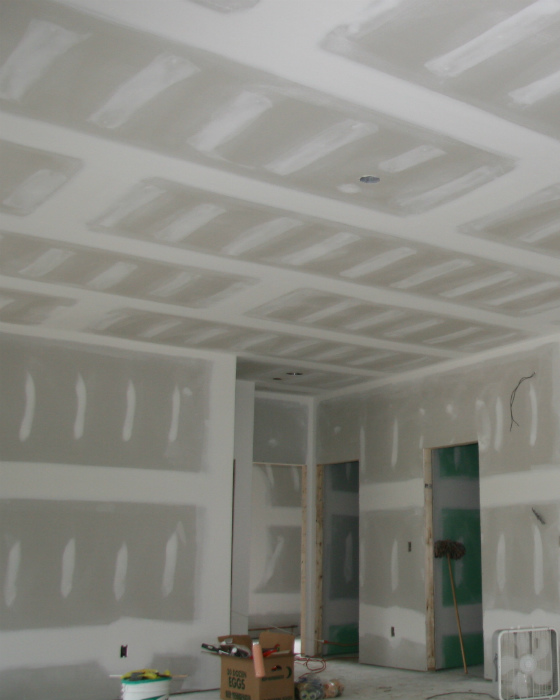 Dry Wall Contractor, Installation, Ceiling Repair, & Water